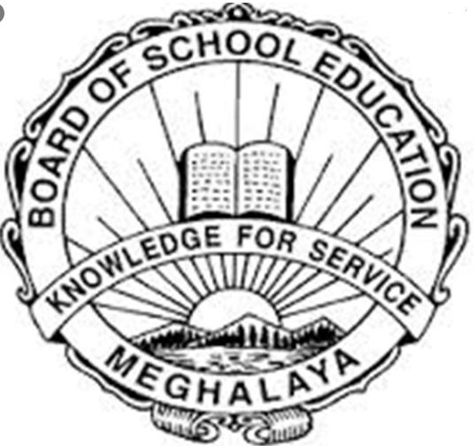 Meghalaya Board 10 Class English Examination 2020
