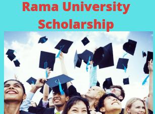 Rama University Scholarship Form
