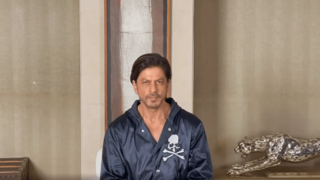 What's the price of Shahrukh Khan New Jacket?