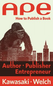 Ape the book cover