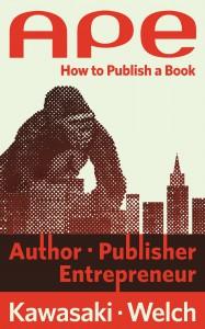 Ape the book cover
