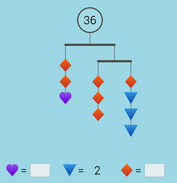 Solve Me Mobiles – Solving equations was never this much fun ...