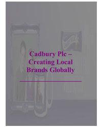 cadbury pdf