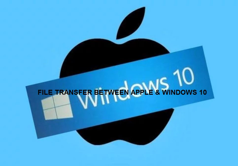 Share file from MAC to Windows 10