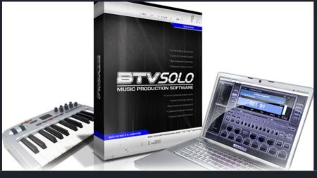 BTV Solo Making Beats Softwares