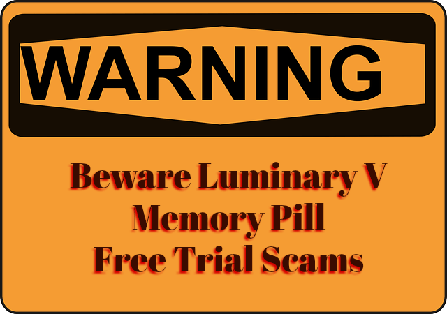 Beware Luminary V Risk-Free Trial Scams