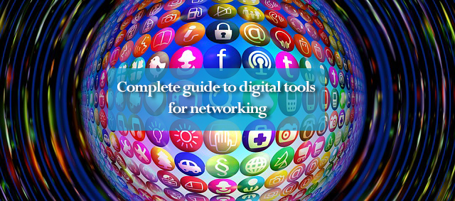 list of digital tools for networking
