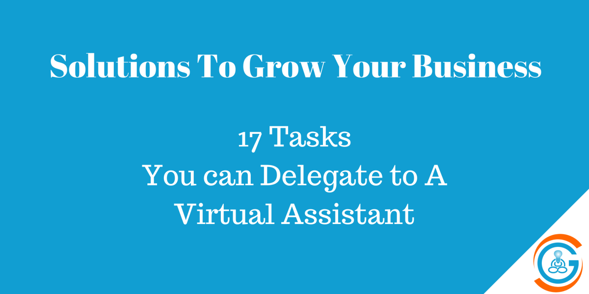 important tasks a virtual assistant can handle