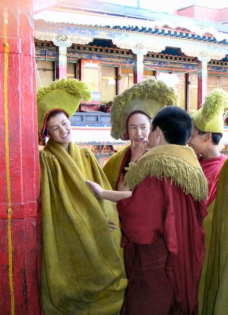 Shigatse Tashilhumpo Monastery - Tibet