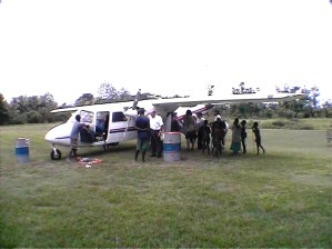 Our transportation in PNG
