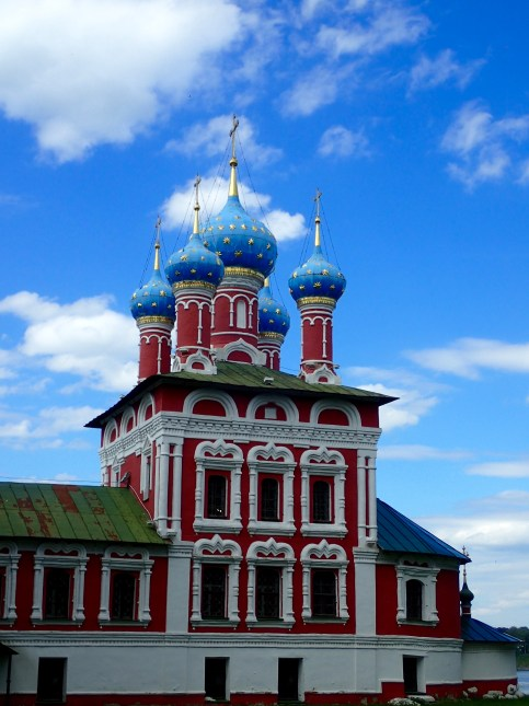 Church of St. Dmitry on the Blood