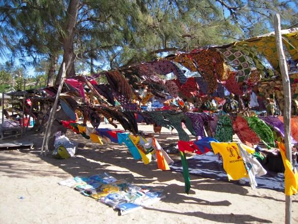 Tofo Beach market, Mozambique Nov 2009