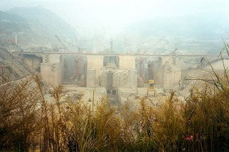Three Gorges Dam-China