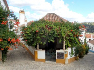 Obidos - beautiful walled town