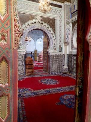 Fes medina mosque