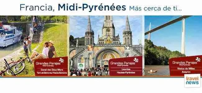 Francia, Midi-Pyrénées – Más cerca de ti…