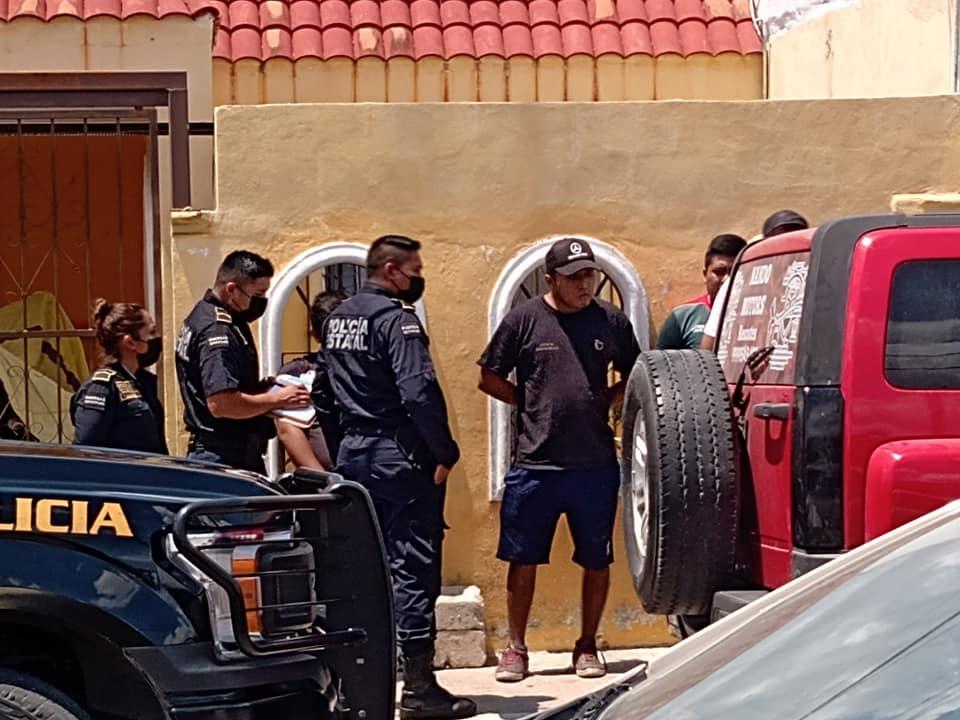 DENUNCIA QUE FUE SECUESTRADO POR LA PEI Y LA POLICÍA ESTATAL DE YUCATÁN