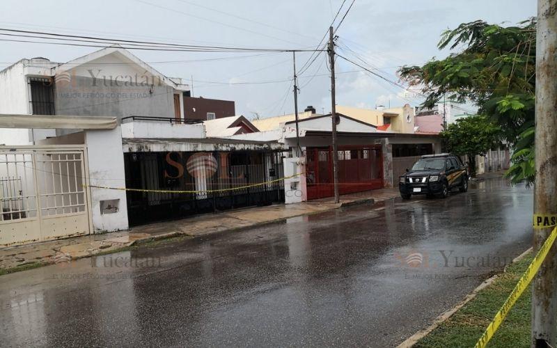 PRESUNTO HOMICIDIO EN EL FRACCIONAMIENTO LOS PINOS