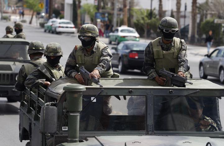 300 soldados asesinados en el combate contra el narcotráfico