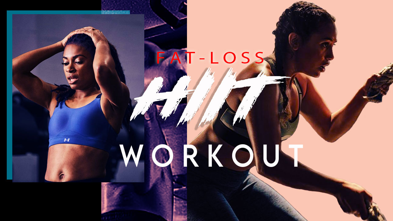 FAT-LOSS HIIT WORKOUT