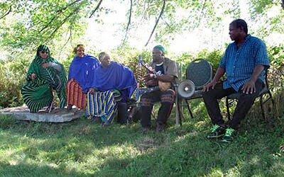 Somali Bantu Community at Harvest Festival
