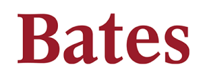 Bates College Logo, Maine