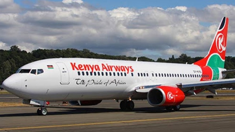 Kenya Airways flights to Somalia suspended