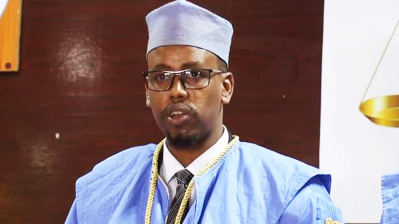 Somali Government Officials