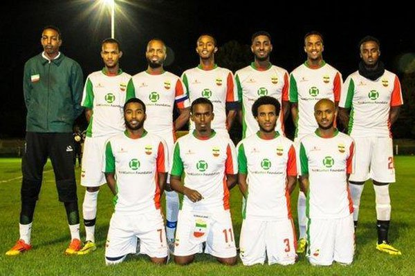 The diaspora-heavy Somaliland team is ranked 27th out of 40 Conifa members while Fifa ranks Somalia joint-sixth lowest in the world