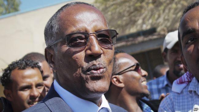President Muse Bihi