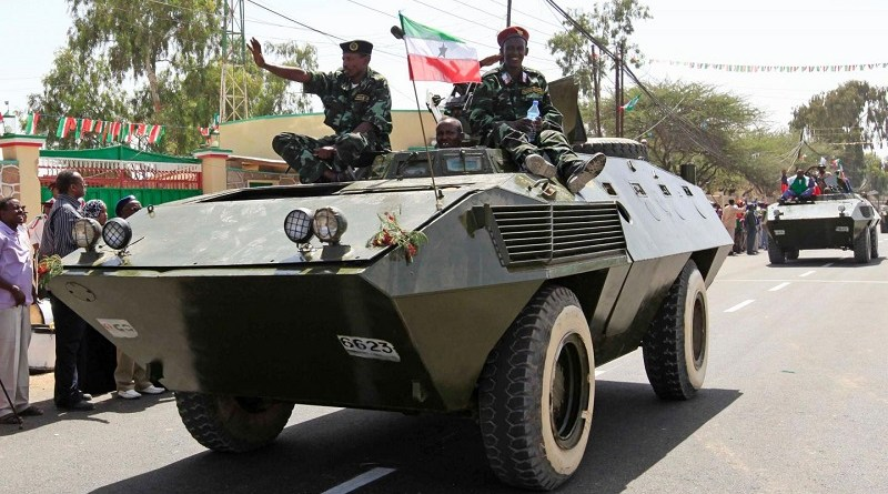 Somaliland armed forces