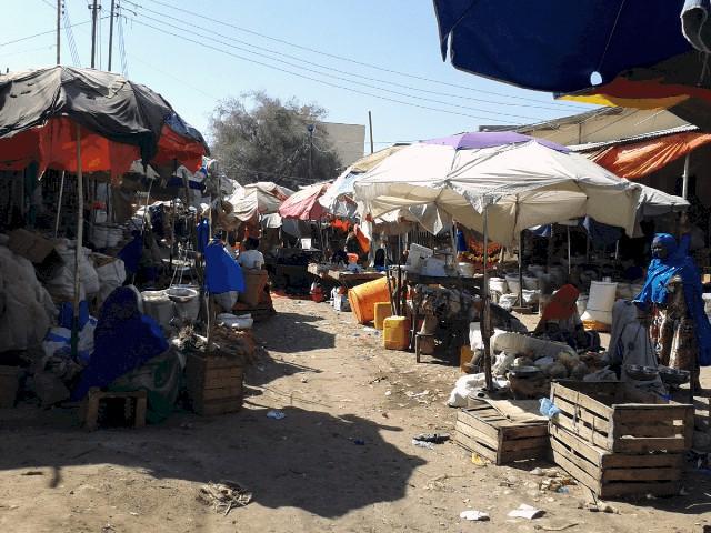 Hargeisa market