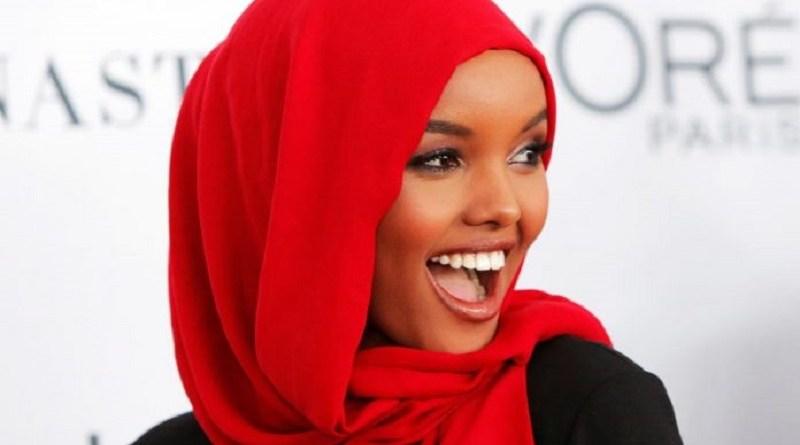 Model Halima Aden