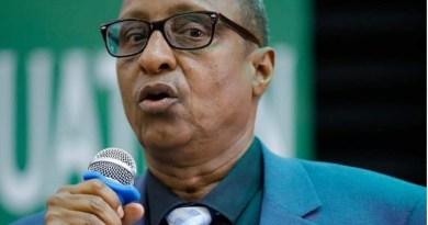 Chairman of Somaliland Diaspora Agency, Mr. Abdi Abdullahi Hersi (Dayax-weerar)