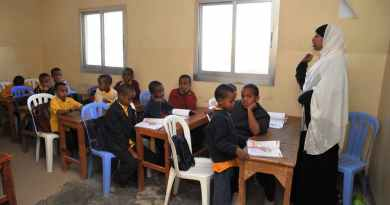 First school Sunshine of Hargeisa