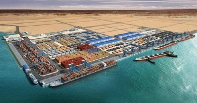 Berbera port expansion