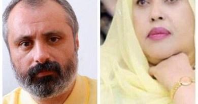 Davit Babayan and fatima