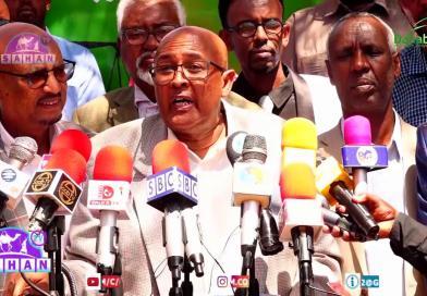 SOMALILAND: Opposition Parties Call for Impeachment of President, Early Elections