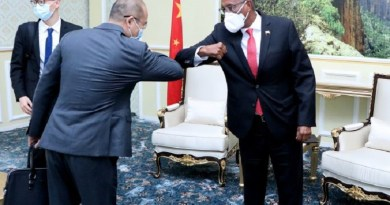 A new norm welcome for the chinese in Somaliland