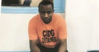 Mugshot of Kenyan national Cholo Abdi Abdullah
