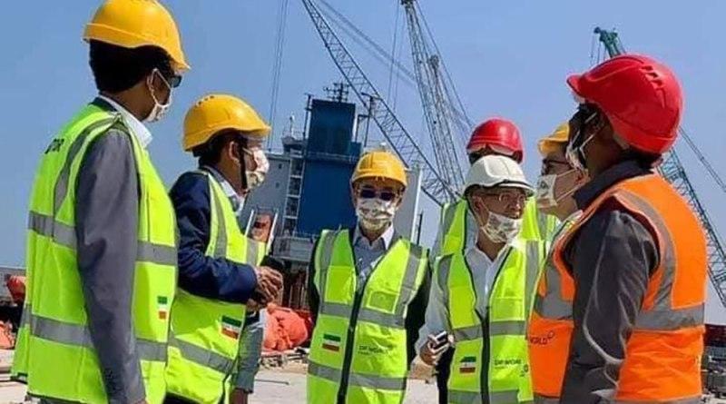 taiwan ambassador at berbera port