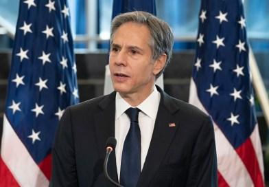 Secretary of State Antony J. Blinken