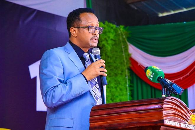 Councilor Abdikarim Ahmed Mooge, the Mayor of Hargeisa