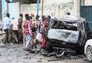 SOMALIA: Al Shabab Suicide Bomber Kills Eight In Mogadishu