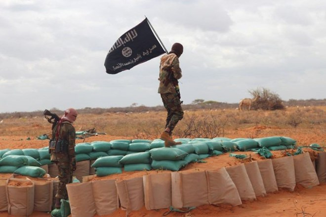 Al Shabaab captures a town in south-central Somalia