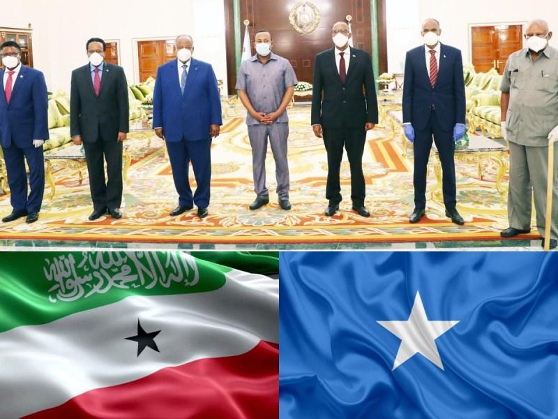 Somaliland-Somalia talks in Djibouti