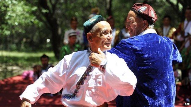Xianjing muslims (1)