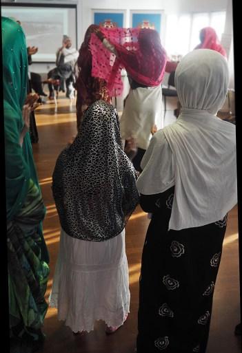Perinteistä somalialaista tanssia