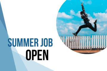 Summer job open: summer activities instructor