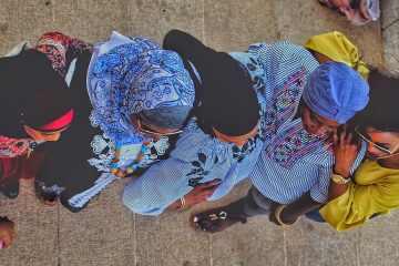 Nuorten blogi: Huivien merkitys muslimeille
